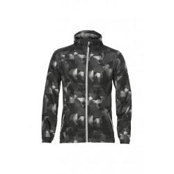 ASICS Fuzex Packable Jacket - Vestes course pour Homme - Noir