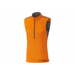 Mizuno Mujin HZ Sleeveless M vêtement running homme