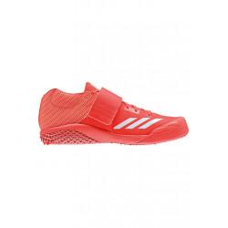 adidas adiZero Javelin Chaussures pointes - Rose