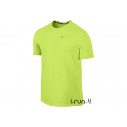 Nike Tee-Shirt Dri-Fit Contour M vêtement running homme