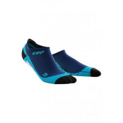 CEP Dynamic+ No Show Socks - Chaussettes running pour Femme - Bleu