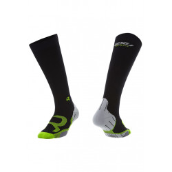 2XU Compression Socks for Recovery - Article compression pour Homme - Noir