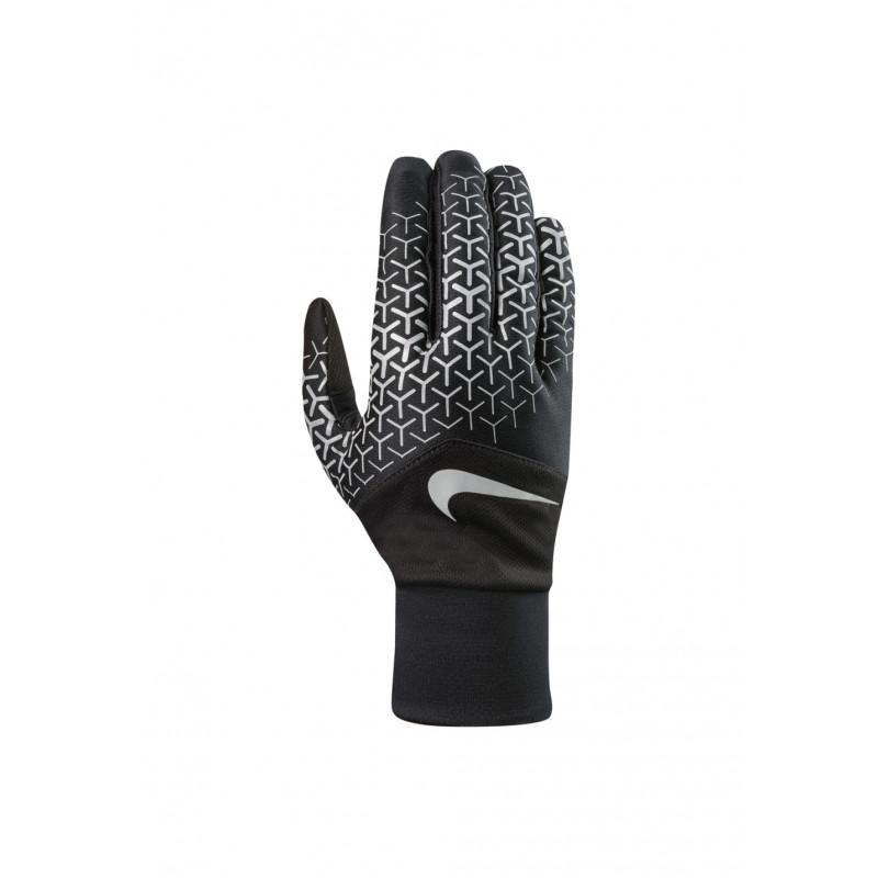 Nike Printed Dri-Fit Tempo 360 Run Gloves - Gants de cours pour Homme - Noir be7ebd29c69