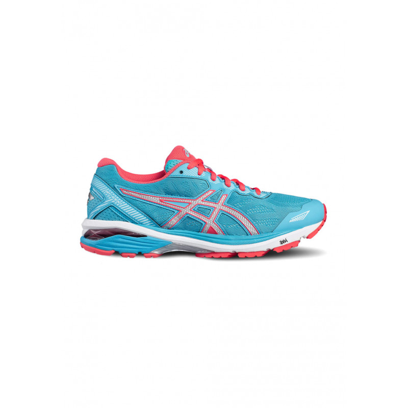 Pour 1000 Femme Chaussures Running 5 Gt Asics Bleu n0wONk8PX