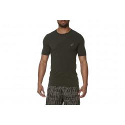 Asics Seamless Top M vêtement running homme