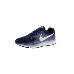 promo code fb71c 28d4a Nike Air Zoom Pegasus 34 - Chaussures running pour Femme - Bleu