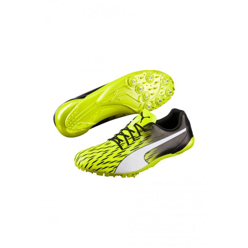 Chaussures Electric Running Test Sur Et Jaune 5 Evospeed Avis Puma eYH29EbWDI