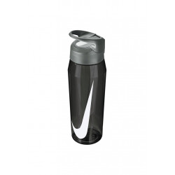 Nike Tr Hypercharge Straw Bottle 709 Ml Systèmes hydratation - Noir