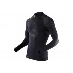 X-Bionic Invent 1/2 Zip M vêtement running homme