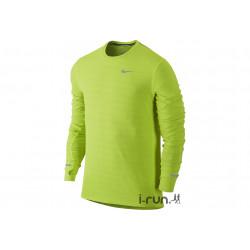 Nike Maillot Dri-Fit Contour M vêtement running homme