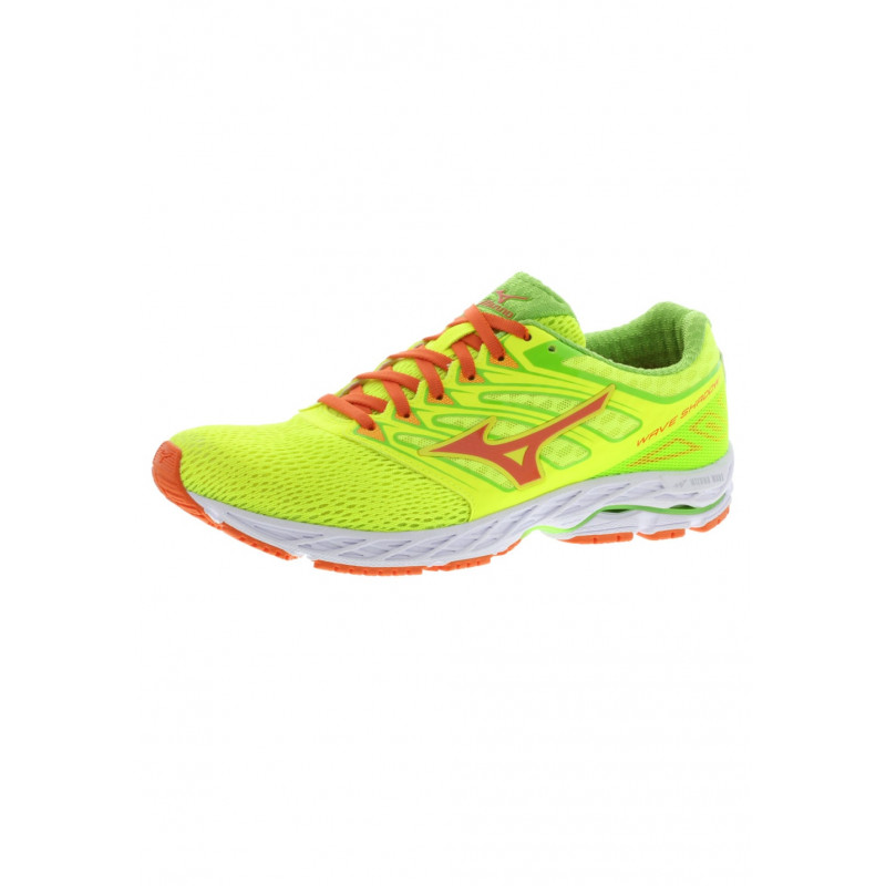ecabfb17315 Mizuno Wave Shadow - Chaussures running pour Homme - Vert