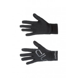 Odlo Gloves Intensity Gants de cours - Noir