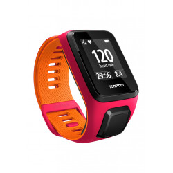 TomTom Runner 3 Cardio frèquencemètres & Montres Sport - Noir