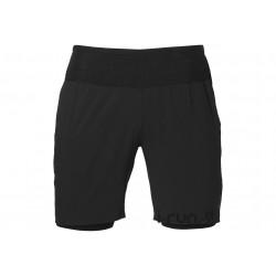 Asics 2 en 1 short M vêtement running homme