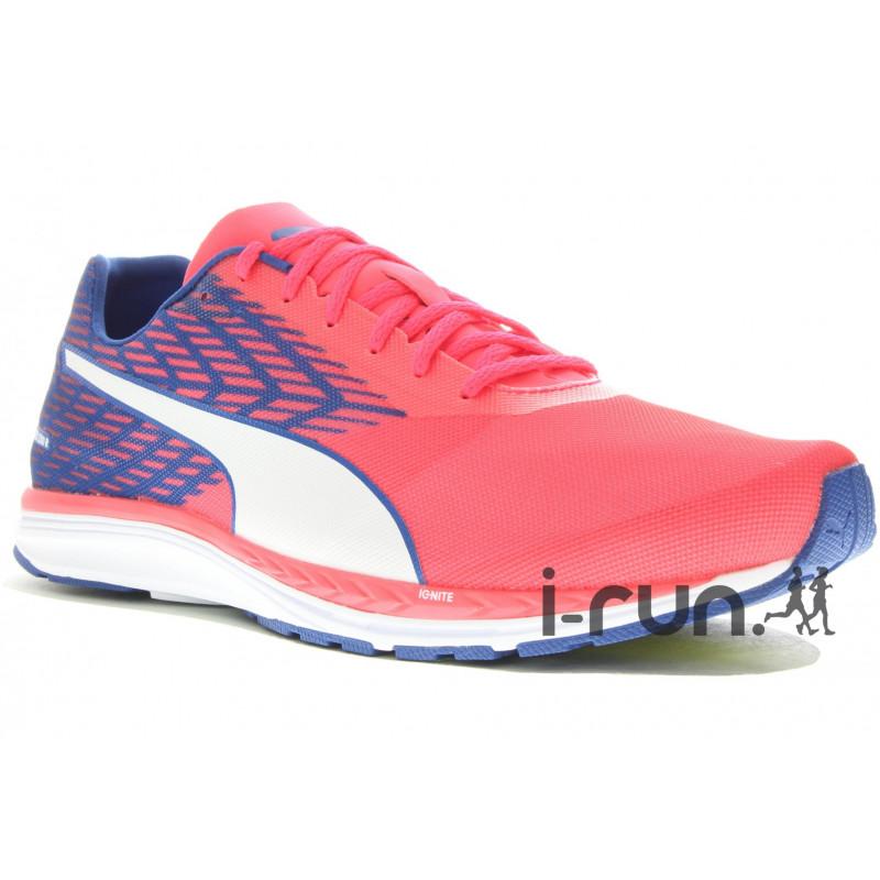 Ignite R Puma 100 M Speed Homme Chaussures nqaq048w6