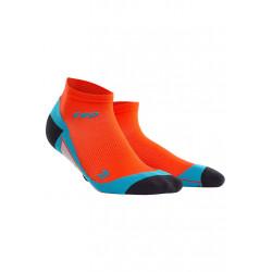 CEP Dynamic+ Low-Cut Socks - Article compression pour Homme - Rouge