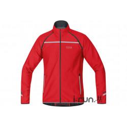 Gore Running Wear Veste Mythos 2.0 WindStopper Soft Shell Zip Off M vêtement running homme