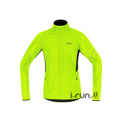 Gore Running Wear Essential Windstopper AS Partial M vêtement running homme