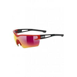 Uvex Sportstyle 116 Lunettes - Rouge