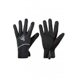 Odlo Gloves Performance Windproof X-Warm Gants de cours - Noir
