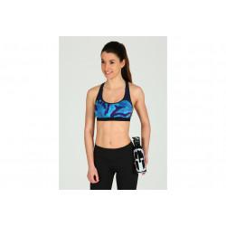 Reebok Brassière CrossFit Racer AOP vêtement running femme