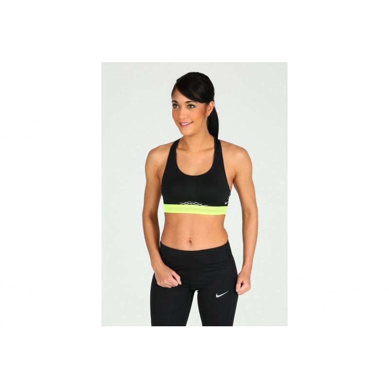Avis test Nike Pro Brassière Fierce W vêtement running