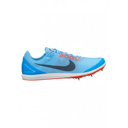 best service 969e9 80318 Nike Zoom Rival D 10 Track Spike Chaussures pointes - Bleu