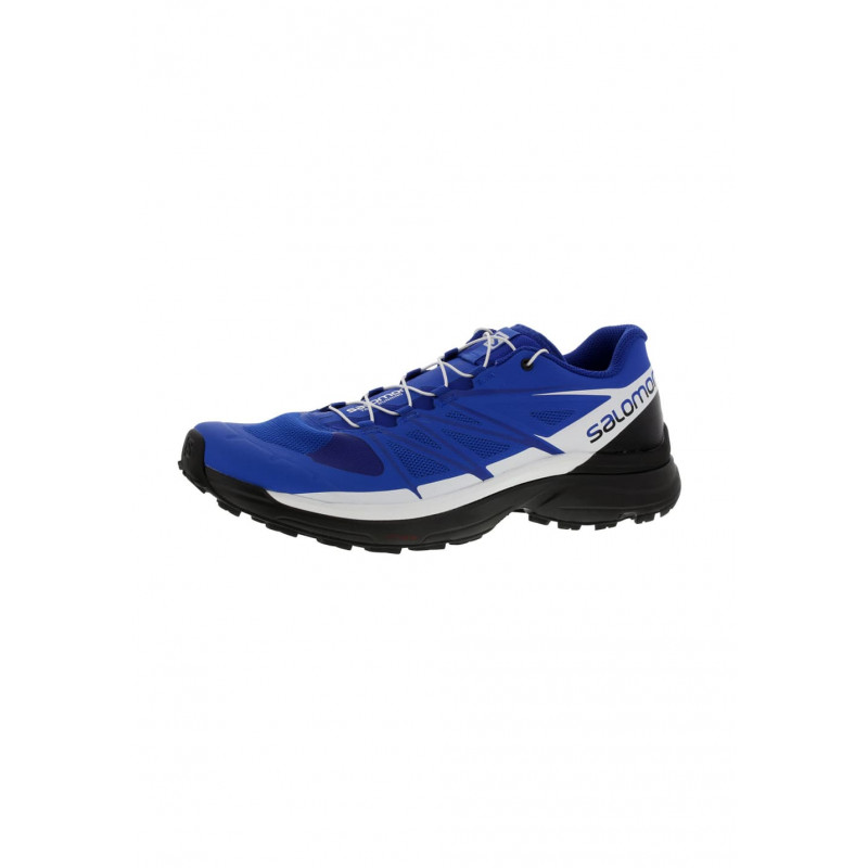 3 Homme Chaussures Bleu Pour Running Pro Salomon Wings qFwtYHE
