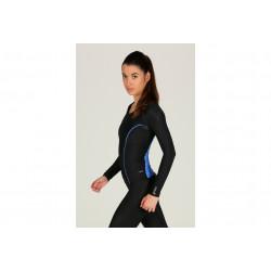 Skins A200 Top LS W vêtement running femme