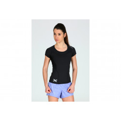 2XU Tee-Shirt S/S Xform Compression W vêtement running femme