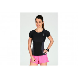 2XU Tee-Shirt Elite Core Compression W vêtement running femme