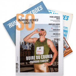 test et avis sur le magazine The Running Heroes Society