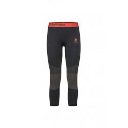 Odlo Long Tight 7/8 Ceramicool Motion - Sous-vêtements sport pour Femme - Noir