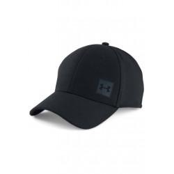 Under Armour Wool Low Crown Cap - Casquettes, chapeaux.... pour Homme - Noir