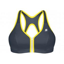 Shock Absorber Active Zipped Plunge vêtement running femme
