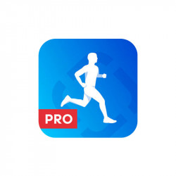 Logo de l'application mobile Runtastic Pro  version Premium