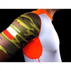 image t-shirt alta strada compression