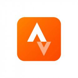 logo app mobile Strava