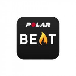 logo app mobile Polar Beat