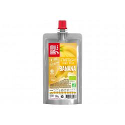 Mulebar Pulpe de fruits Bio - Banane Diététique Gels