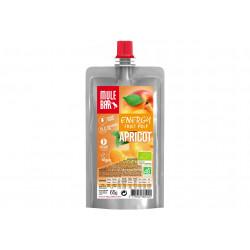 Mulebar Pulpe de fruits Bio - Abricot Diététique Gels