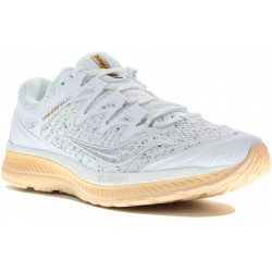 Saucony Triumph ISO 4 White Noise W Chaussures running femme