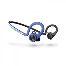 Casque sans fil Plantronics Wireless BackBeat FIT - Power Blue - Waterproof / lecteurs mp3