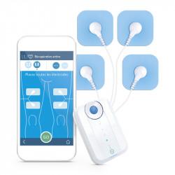 Pack Bluetens Electrostimulateur pour le running - récupération et renforcement musculaire avis et test sur runagora
