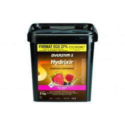 OVERSTIM.s Hydrixir Longue Distance 3 kg - Fruits Rouges Diététique Boissons