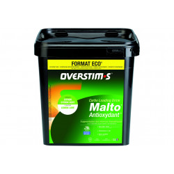 Overstims Malto Antioxydant 2 kg - Citron/citron vert Diététique Préparation