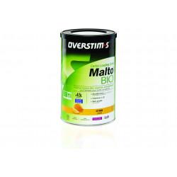 Overstims Malto Bio 450 g - Citron Diététique Préparation