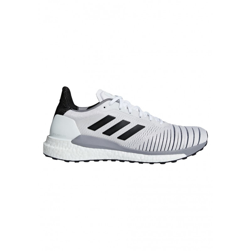 promo code 4d7df 2c96e adidas Solar Glide - Chaussures running pour Homme - Gris
