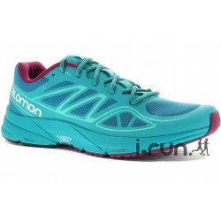 Salomon Sonic Aero W Chaussures running femme