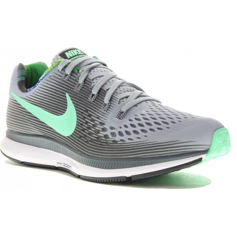 newest a983a f0e9d Nike Air Zoom Pegasus 34 Solstice W Chaussures running femme